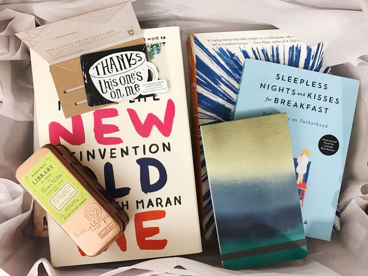 Enter to win our March Memoir Madness box!