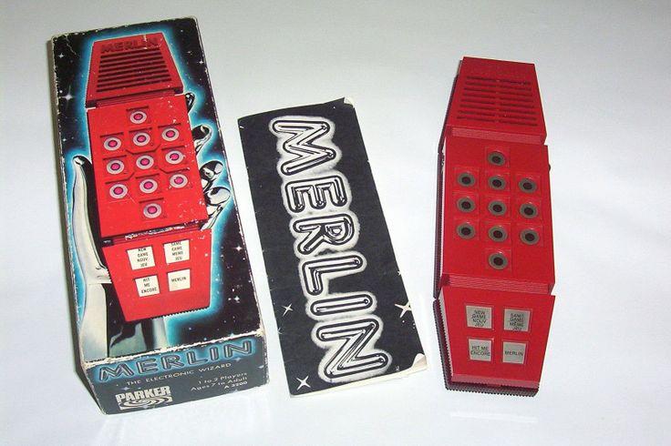 Merlin: Life Childhood, Memories Games, Childhood Memories, Merlin I, Merlin Handheld, Childhood Favorite, Merlin Lov, Classic Christmas, Brother Merlin