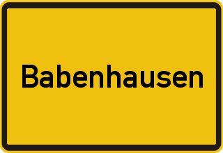 Auto verkaufen Babenhausen-Hessen