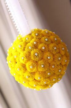8 best flower balls pomanders images on Pinterest Flower ball