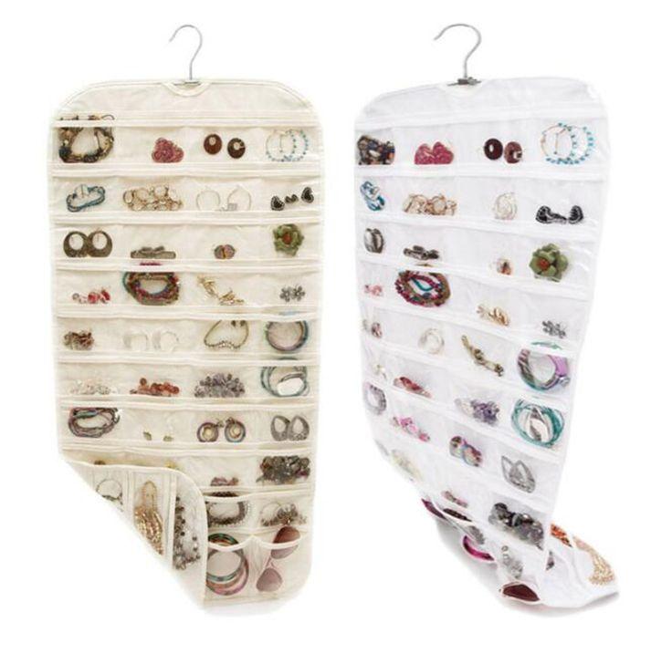 Best 25 Hanging Jewelry Organizer Ideas On Pinterest