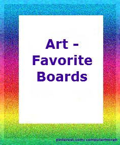 Favorite Boards of Art Teachers - way to keep track and tag.