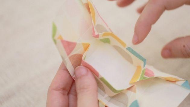 知ってた? 折り紙でオトナかわいいギフトボックスの作り方 - Yahoo! BEAUTY