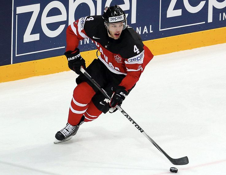 Through four games at the 2015 IIHF Ice Hockey World Championship, Oilers winger Taylor Hall leads the tournament in scoring with five goals and three assists as Hockey Canada has a perfect 4-0 record.