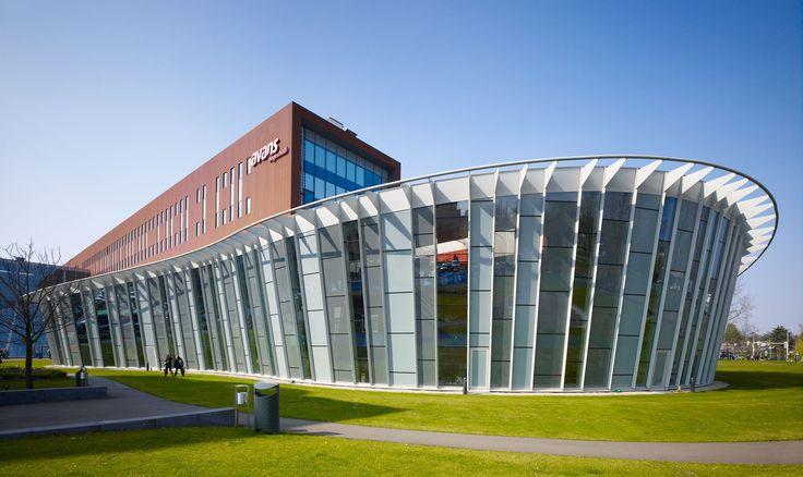 Architektur holland studieren studium university for Uni architektur