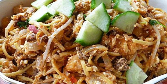 Malaysian indian fried noodles ..... best