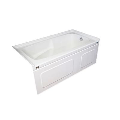 Acri Tec Elegance Plus 60 In Acrylic Skirted Bathtub