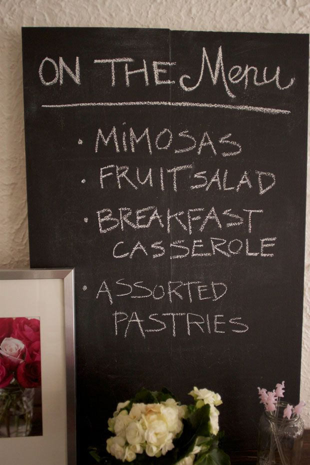 Repinned: What's on your menu?