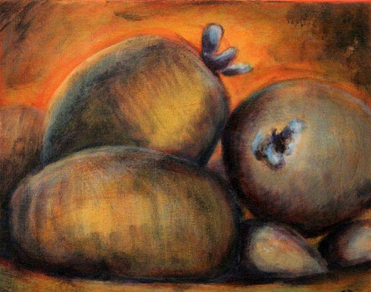 #fejoia #stilllife #acrylicpainting #mycanvas #painting #orange #glow #originial #art