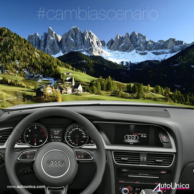 Cambia scenario: l'incredibile fascino dell'alta montagna, unica d'inverno e speciale d'estate... solo con un'auto unica!