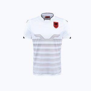 2016 Euro Albania National Team Away Soccer Jersey [D469]