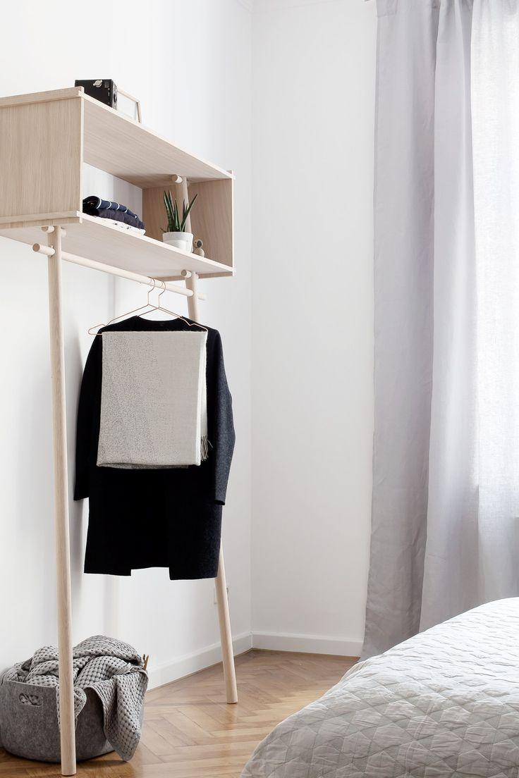Meer dan 1000 ideeën over kleine appartement kast op pinterest ...
