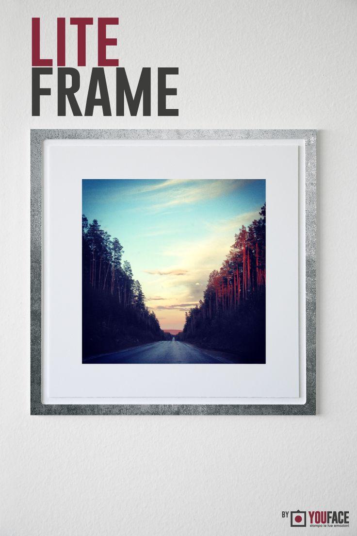 Lite Frame - Metal Bold