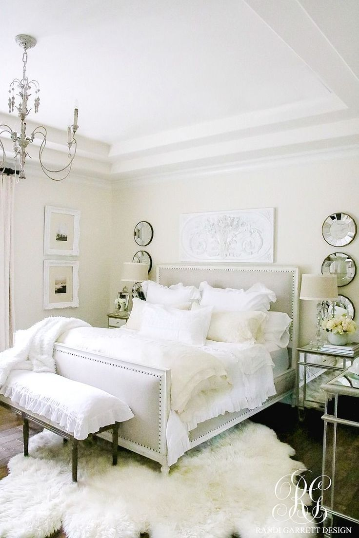 Nice Decorated Bedrooms 17 Best Ideas About Beautiful Bedrooms On Pinterest White