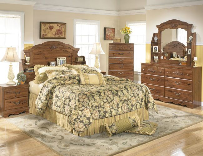 Country Style Bedroom Has Become One Of The Popular Styles Of The Today  Market Due To