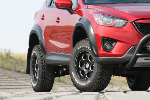 Mazda Cx 5 Accessories >> Mazda CX5 Offroad | Mazda cx5, Suv cars, Mazda cx3