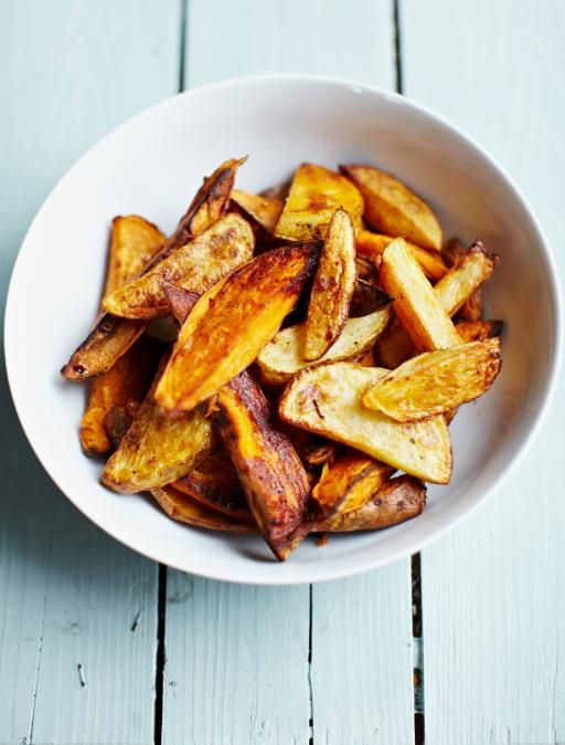 Olive Oil Sweet Potato Chips With Smoked Sea Salt Recipes — Dishmaps