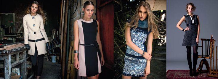 10 tendenze moda Autunno Inverno 2014/15: SIXTY Punto Blu Boutique - Tarquinia