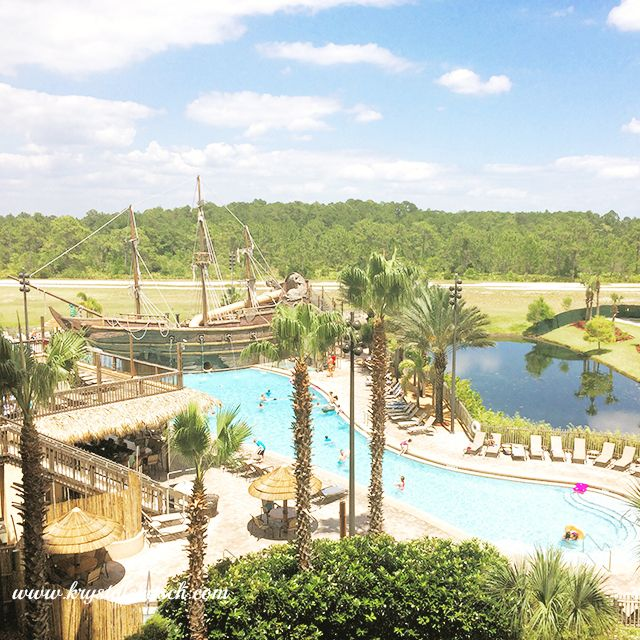 Lake Buena Vista Resort Village & Spa: Orlando Travel