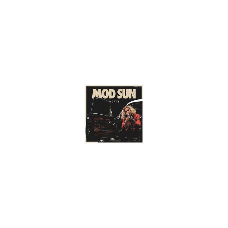 Mod Sun - Movie (CD), Pop Music