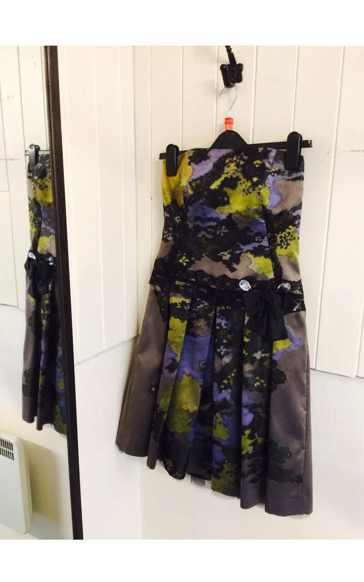 Look at this on eBay Brand New Linea Raffaelli Black And Multicoloured Dress, Size 8  https://www.ebay.co.uk/itm/142451396412