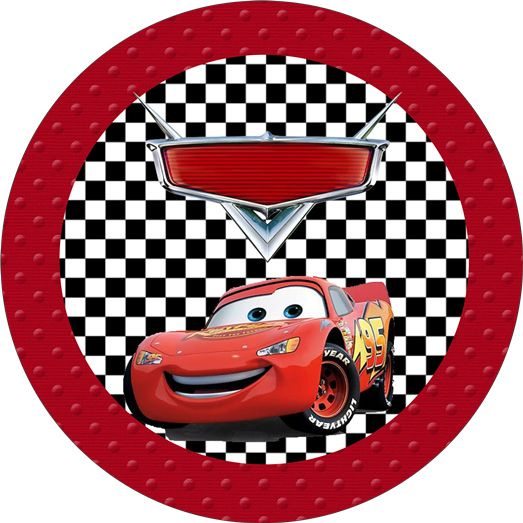 Fazendo a Propria Festa: KIT DE PERSONALIZADOS TEMA CARROS DISNEY. Printables for Disney Cars
