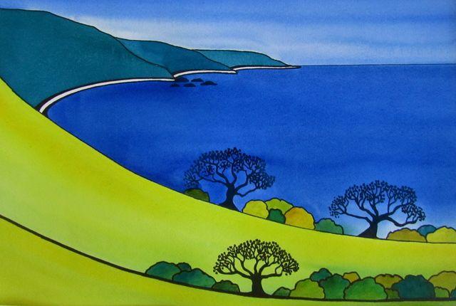 Looking North by Raewyn Harris