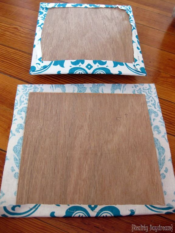 Suuuper simple DIY Upholstered Headboard... anyone can do this one! REALITY DAYDREAM
