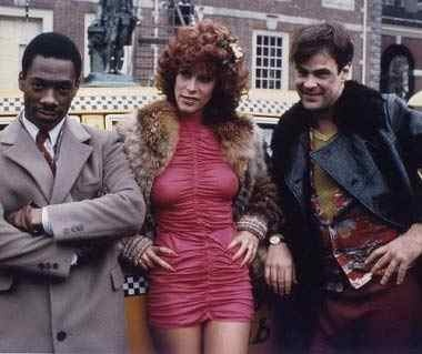 Trading Places - One of my favorite Eddie Murphy movies.