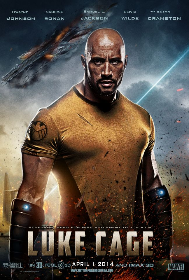 Luke Cage Netflix Wallpaper