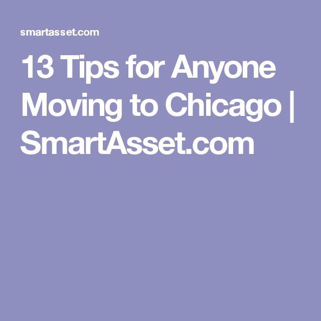 13 Tips for Anyone Moving to Chicago | SmartAsset.com