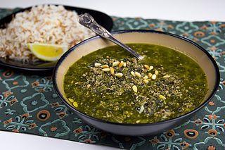 Sabenegh- Libanesisk spenatgryta | Zeinas Kitchen | Bloglovin'