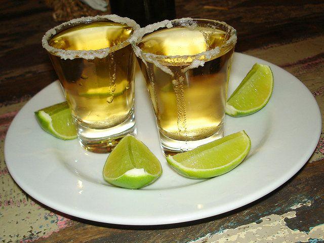 Ricetta Tequila sale e limone