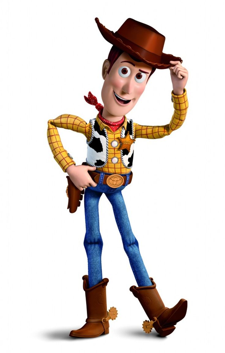woody of toy story