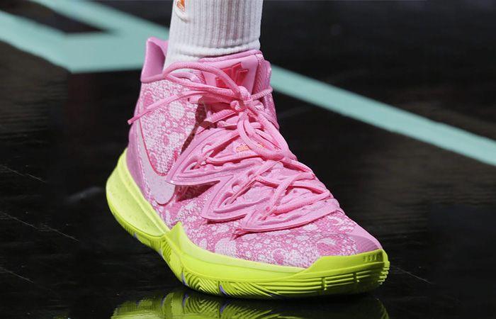 Spongebob x Nike Kyrie 5 Patrick Star