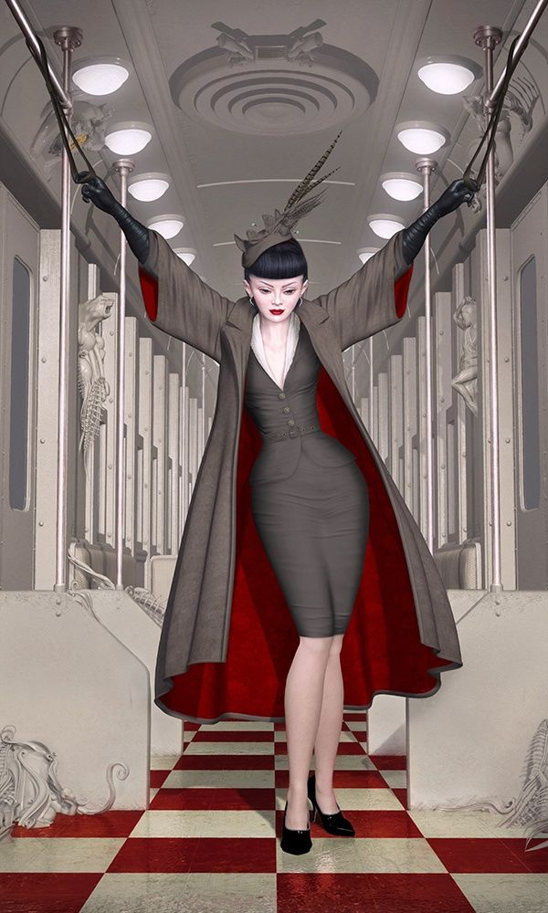 Southbound, Ray Caesar
