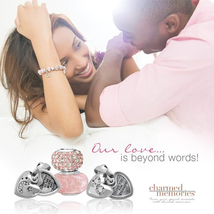 With a love so extraordinary, sometimes words just aren't enough. A Charmed Memories bracelet says it all.