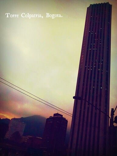 Torre Colpatria, Bogota.