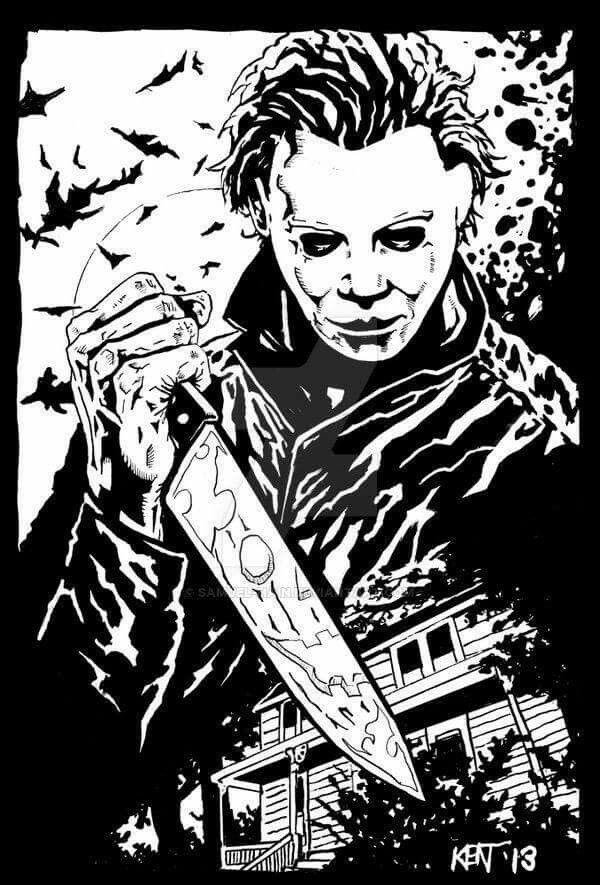 93 best Michael Myers images on Pinterest | Horror films ...
