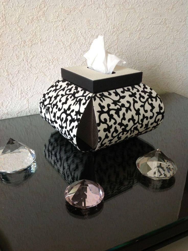 ma boîte à mouchoirs (ou boîte Corolle)