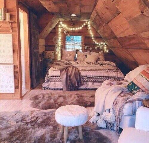 Its rustic and yet beautiful and teenage-ish