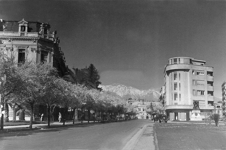 Calle Ismael Valdés Vergara, 1950
