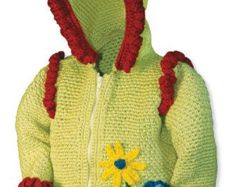 Baby Crochet Patterns  Hoodie Crochet Patterns Baby Boy
