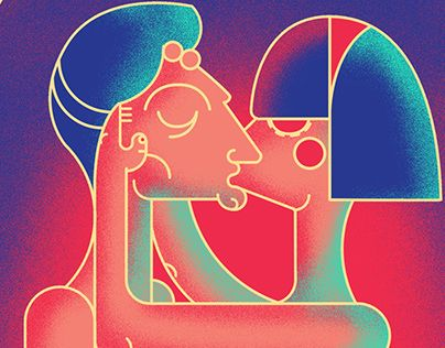 """Check out new work on my @Behance portfolio: """"Sex is in the air"""" http://on.be.net/1K06hm2"""