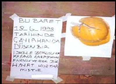 BARET HAYAT KURTARIR.. SEÇ FARKINDALIKTIR!