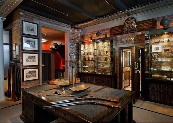 434 best gun room images on pinterest hunting hunting for Gun room design