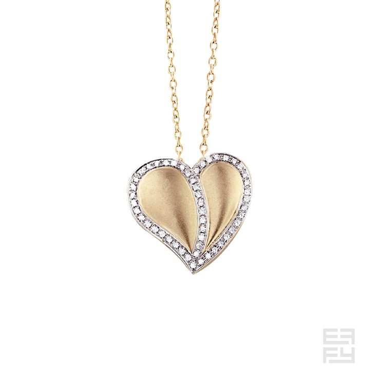 From one heart of gold to another. Shop EFFY Hearts > http://www.effyjewelry.com/catalogsearch/result/?q=heart