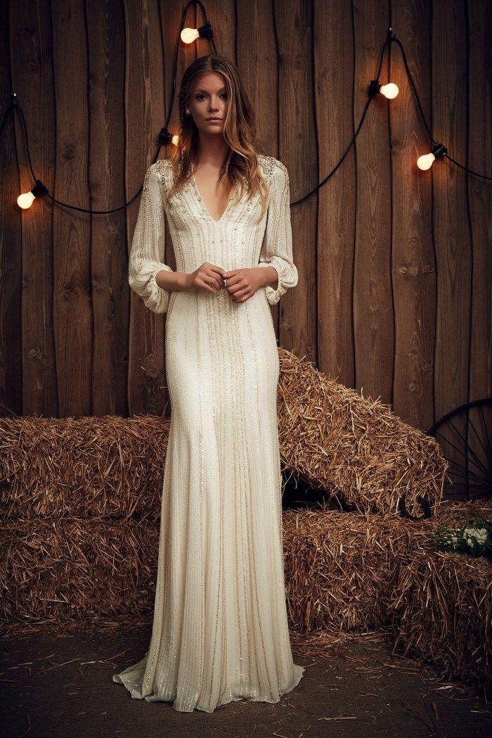 Jenny Packham Wedding Dresses for 2017 – Oh so pretty!!!
