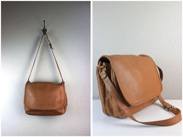 Vintage Ganson Bag Vintagebags Purses Leather Bags Pinterest And