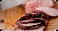 SMOKED PEPPERED BEEF TENDERLOIN - Traeger Grill Recipes